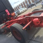 Actros Chassis Repaint