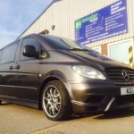 Mercedes Vito - Autocolour Project