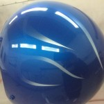 Helment Customisation