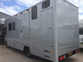 Horse Box Complete Respray
