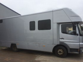 Horse Box Complete Respray.1